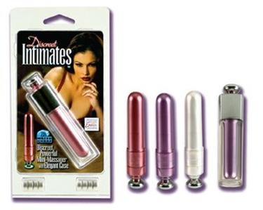 Discreet Intimates Vibrator Pink
