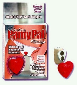 Panty Pal Wireless Vibrator Heart