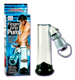 Finger Grip Pump