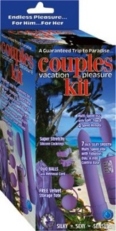 Couples Vacation Kit Lavender