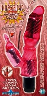 Firebird Tickler Vibe Red
