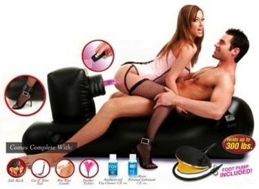 Fetish Fantasy Love Lounger