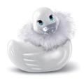 I Rub My Duckie Holiday Ball Paris  White