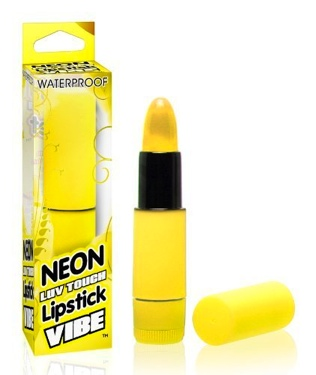 Neon Luv Touch Lipstick Vibe Yellow