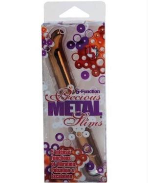 Precious Metal Slender G Bronze