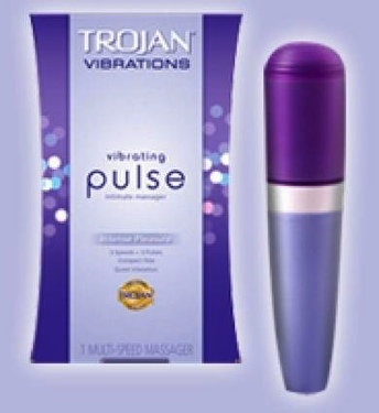 Trojan Pulse Intimate Massager