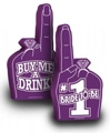 Bride To Be Foam Finger