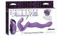 Fetish Fantasy Elite 7&Quot; Vibrator Penetrix Dildo