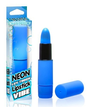 Neon Luv Touch Lipstick Vibe Blue