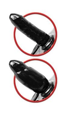 Fetish Fantasy Vibrating Inflatable Strap On