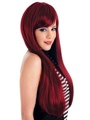 Obsession Long Silky Red Wig