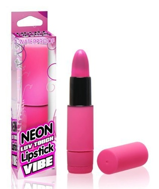 Neon Luv Touch Lipstick Vibe Pink