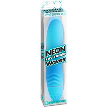 Neon Luv Touch Waves Blue