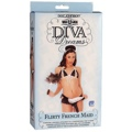 Diva Dreams French Maid Reg Size WithDong