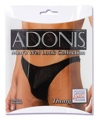 Adonis Mens Wet Look Thong