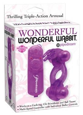 Wonderful Wonderful Wabbit Purple