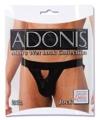Adonis Mens Wet Look Jock