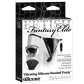 Fetish Fantasy Elite Vib Silicone Beaded Panty