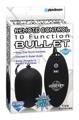 Remote Control Bullet Black 10 Function
