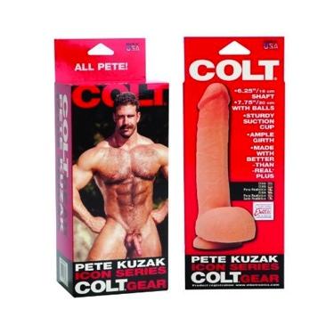 Colt Pete Kuzaks Cock
