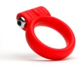 Cockring Vibrating 2In Red