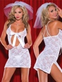Bridal Chemise White O/S