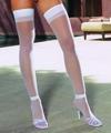 Moulin White Thigh High