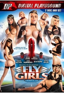 Fly Girls DVD