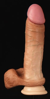 Realistic Cock 8 Cd