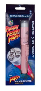 Pocket Rocket Plus Pink