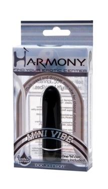 Harmony Mini Vibe Black Yin