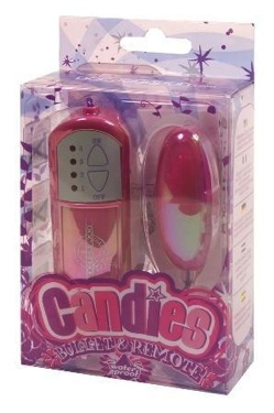 Candies Metallic Bullets Lavender