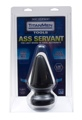 Titan Men Butt Plug 3.75 Dia. Ass Servant