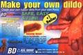 Make Your Own Vibrating Dildo Kit