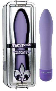 Fleur-De-Lis Seduction Purple