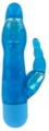 True Love Sweetcheeks 7In Massager Blue