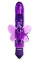 Slenders Flutter Clear Purple