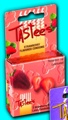 Strawberry Flavored Tastees 3Pk
