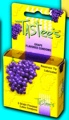 Grape Flavored Tastees 3Pk