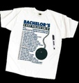 Bachelor T Shirt With Pen