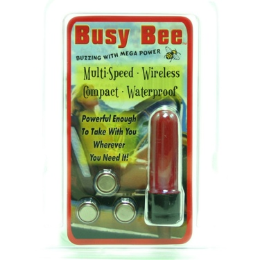 Buzy Bee Red