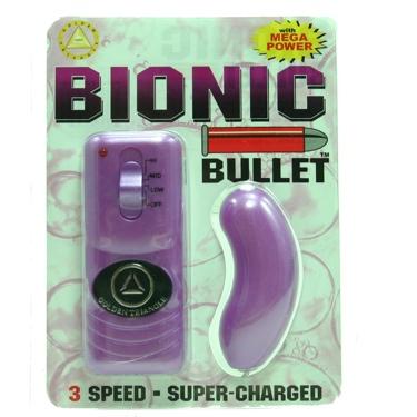 Bionic Bullet Curved Lavender