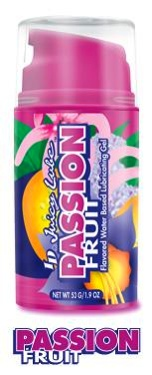Id Juicy Lube Passion Fruit 3.8Oz