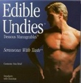 Edible Undies Male Strawberry Champagne