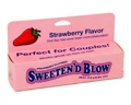 Sweetend O Oral Pleasure Gel Strawberry
