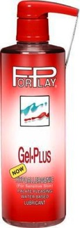 Forplay Gel-Plus Lube 19Oz