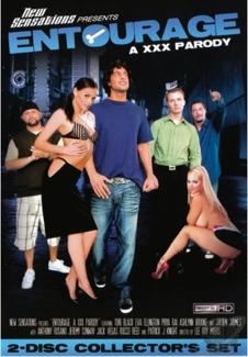 Entourage A XXX Parody DVD