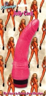Jelly Cock Pink