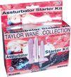 Taylor Wanes Asstubator Kit Lavender