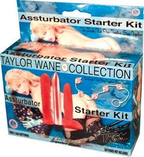 Taylor Wanes Asstubator Kit Red